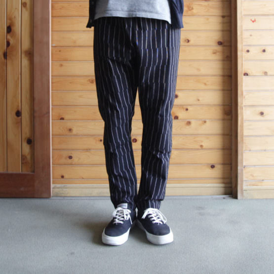 Gap Stripe Black 前
