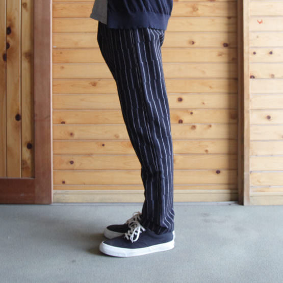 Gap Stripe Black 横