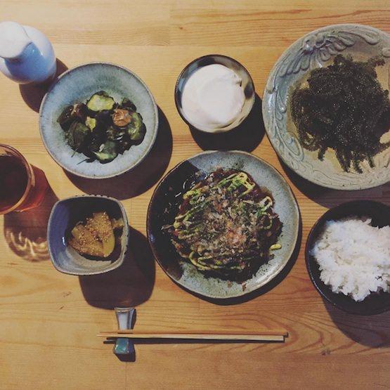 今日のご飯4