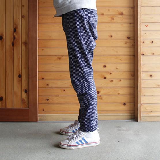 MONPE Stitch ブルー横