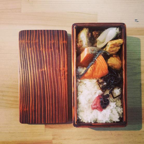 木のお弁当箱 日本 手仕事