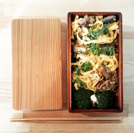 関内潔 木のお弁当箱2