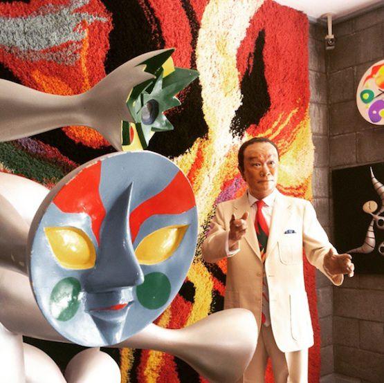 岡本太郎 芸術は爆発だ