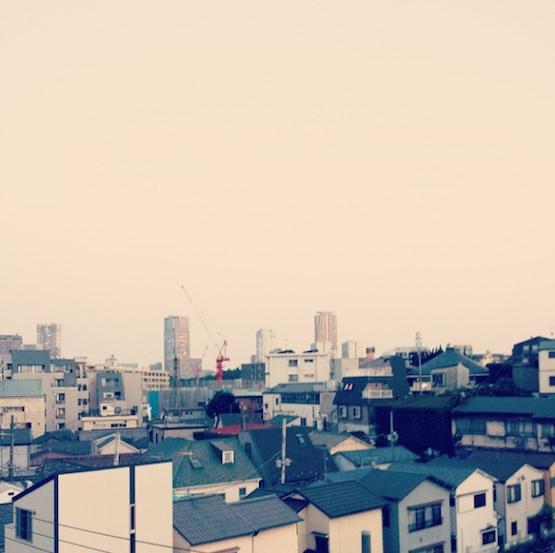 東京暮らし1日目