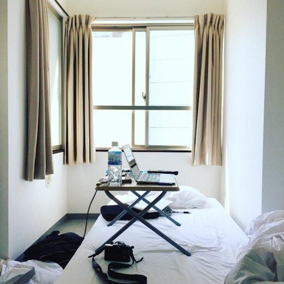 東京仕事部屋