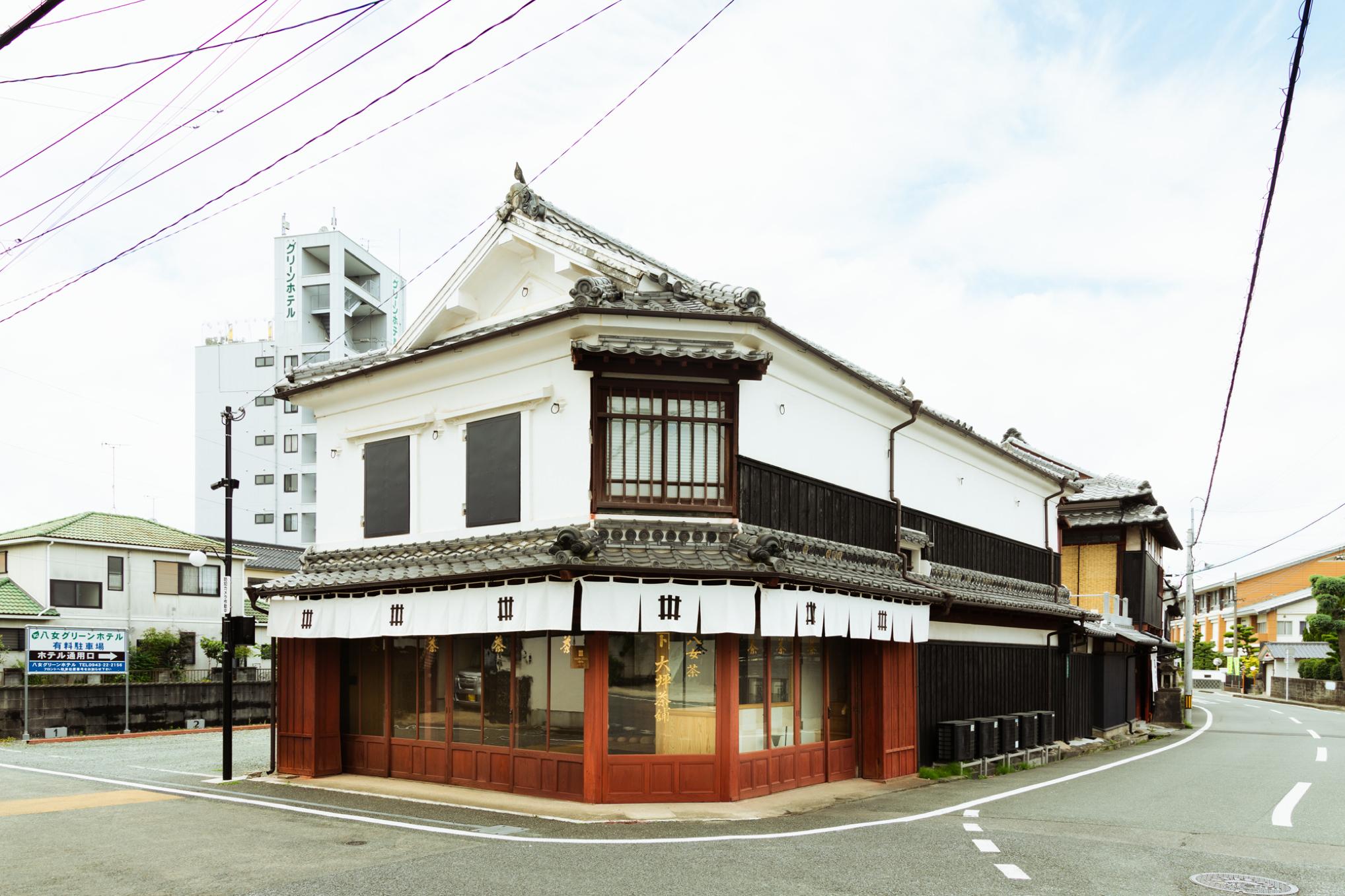 OHAKO 旧大坪茶舗