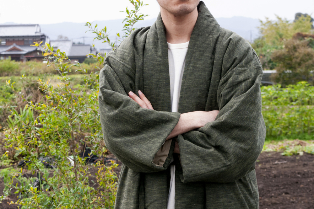kasumi long HANTEN 衿付