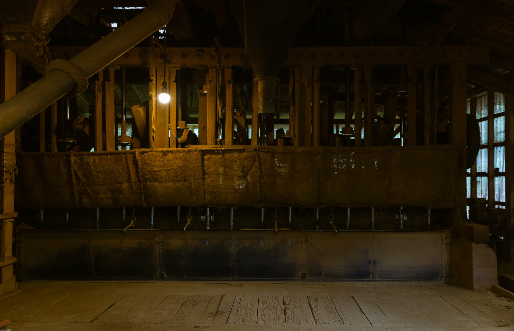 馬場水車場