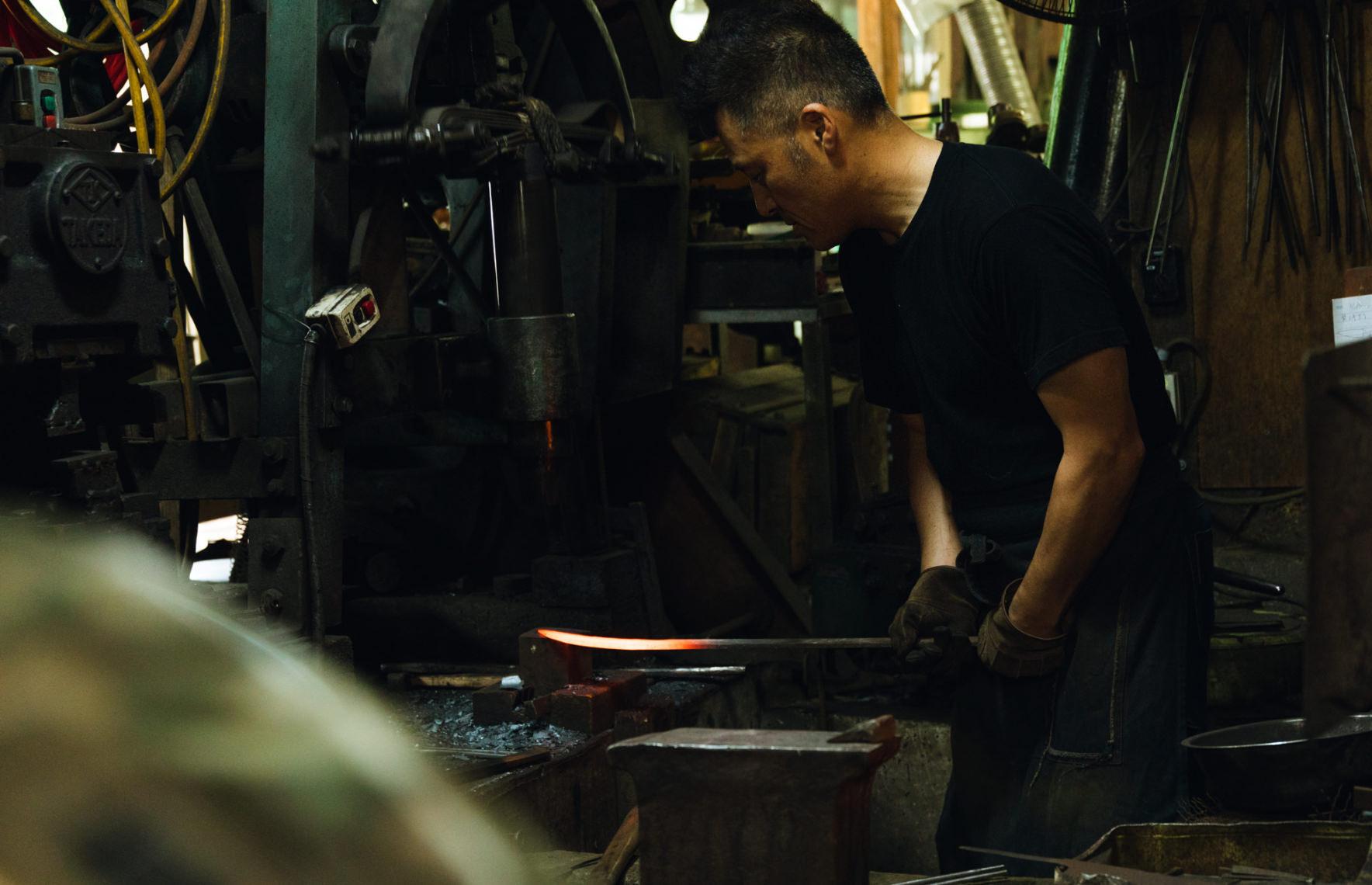 盛弘鍛冶工場