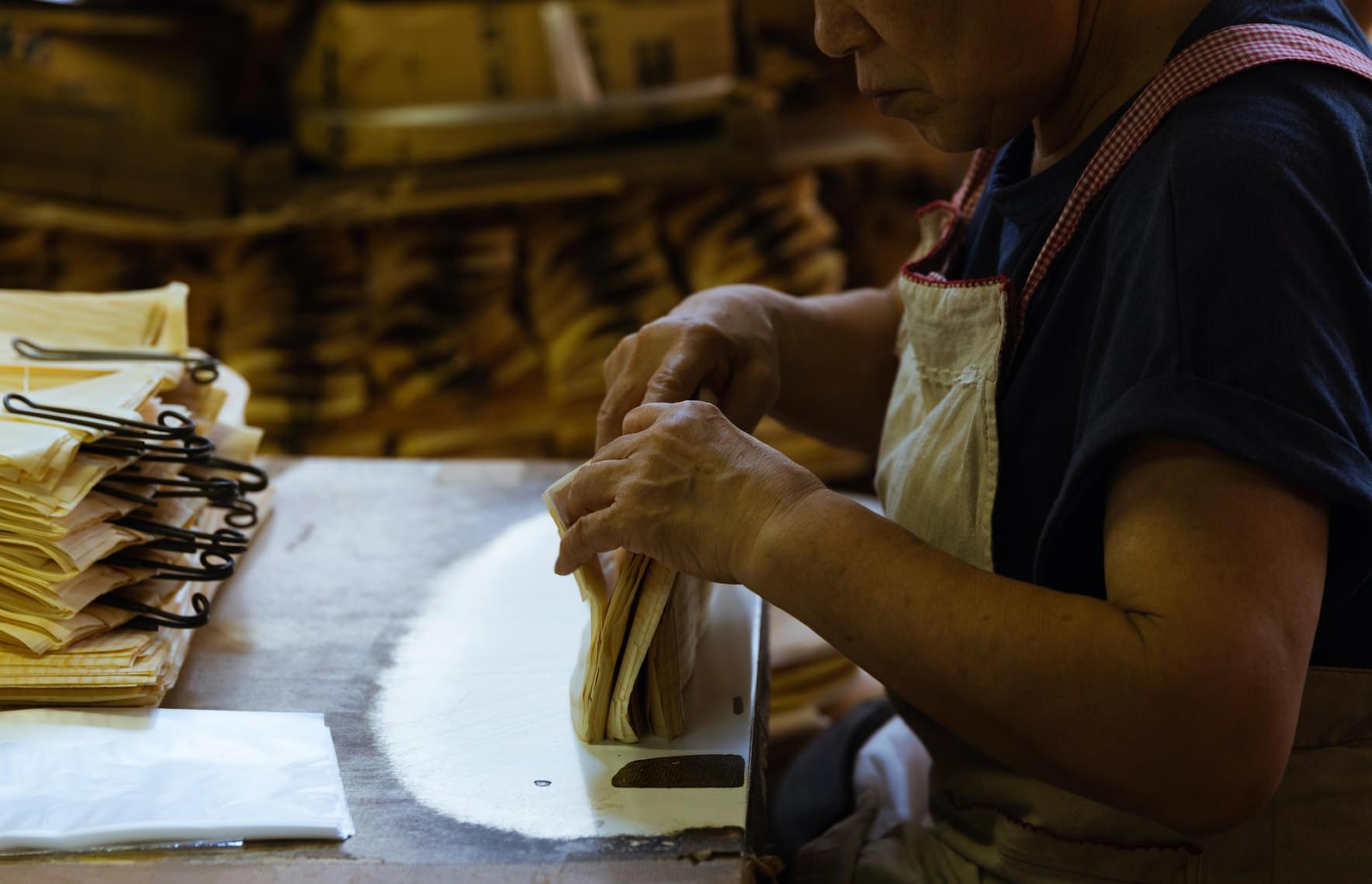 宝印薄板マナ板工場