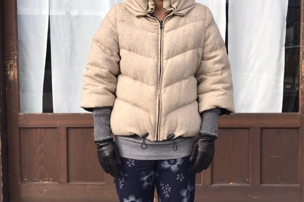 婦人羊革手袋
