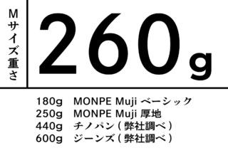 MONPE 備後 節織