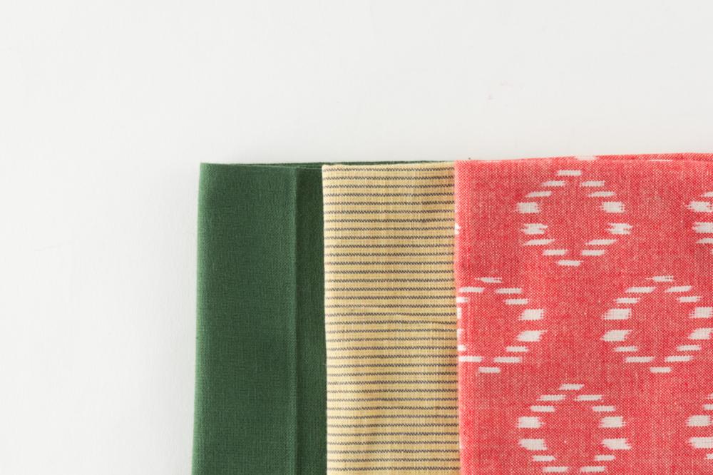 久留米絣はぎれ50cm 3種類詰め合わせ