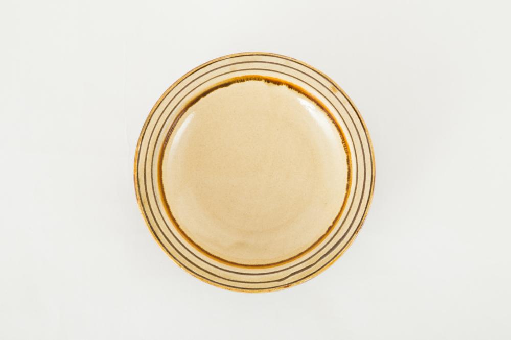 リム皿 7寸