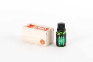 うきは産 ヒノキリーフ 天然精油とデフューザーBOXセット 10ml