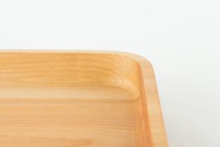 角盆 正方形 栗