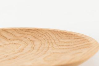 リム丸皿 クリ 210