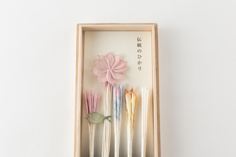 線香花火 花 42本