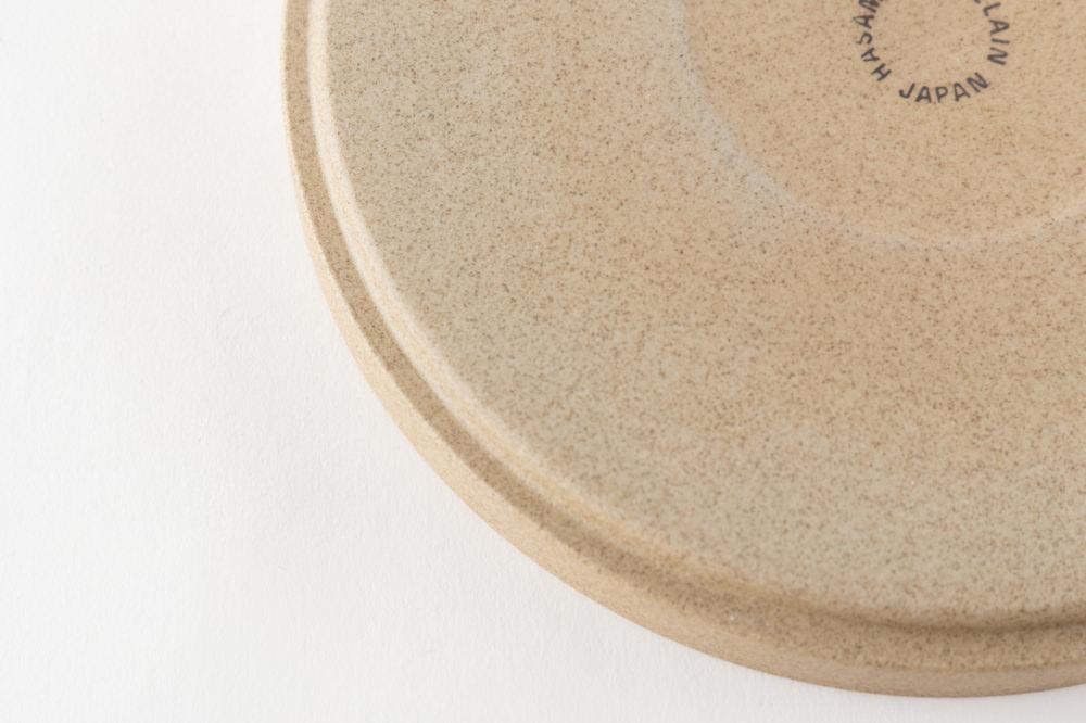 Hasami porcelain Plate Lid 185