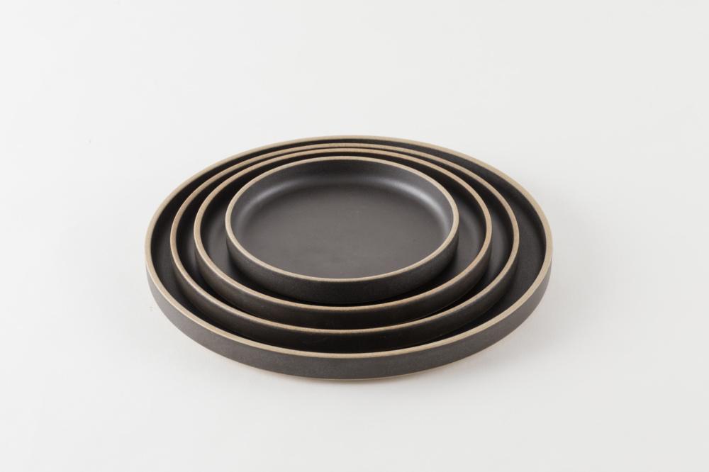 Hasami porcelain Plate Lid 145