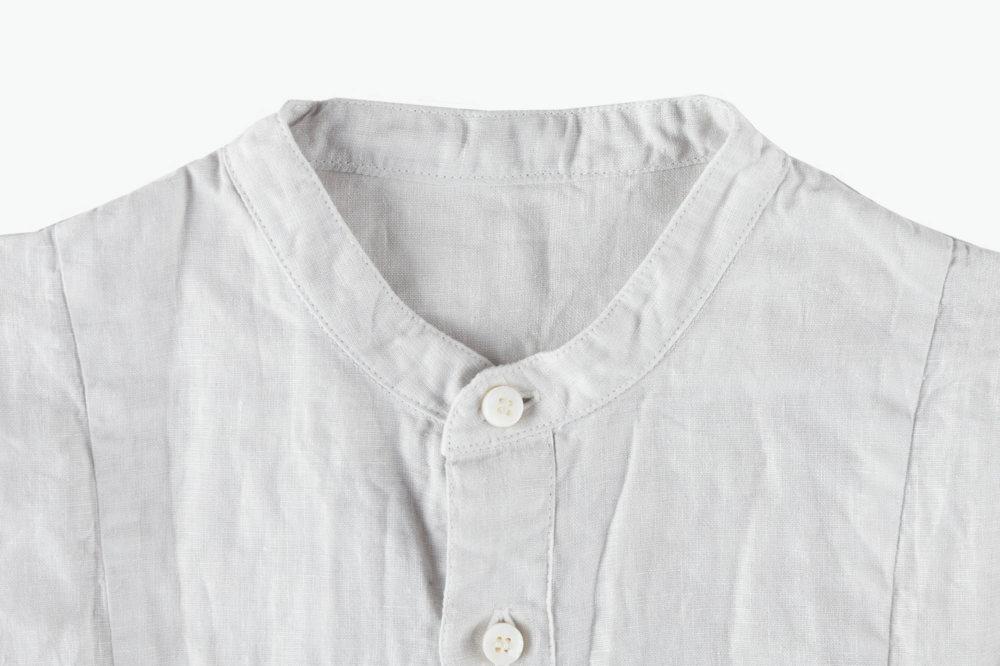 切替シャツ