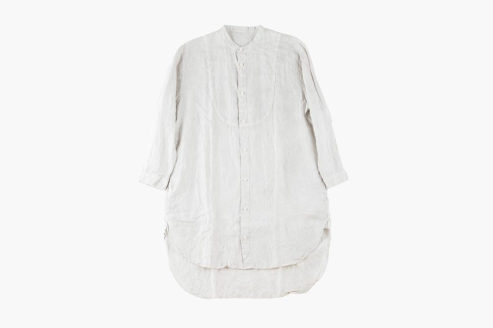 切替ビッグシャツ