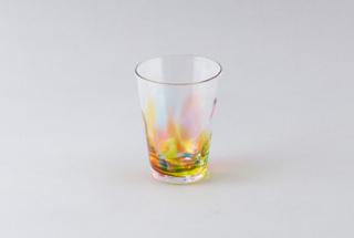 虹色タンブラー