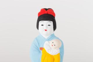 弓野人形 子抱き