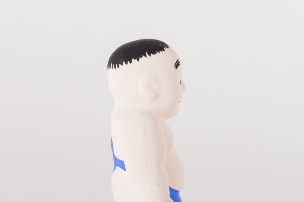 弓野人形 子供相撲
