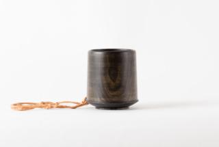 NODATE mug 墨黒