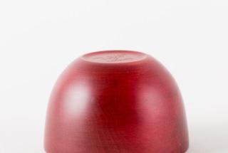 NODATE bowl 70 紅緋