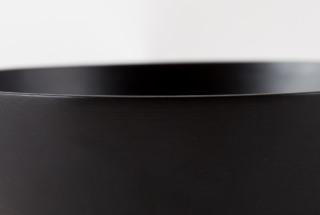 NODATE bowl 120 墨黒