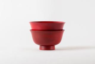 urushiol 飯碗 中 紅緋