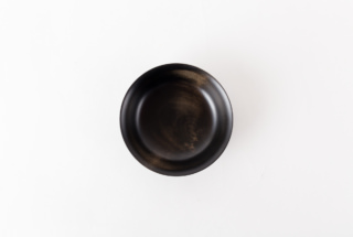 urushiol 平碗 墨黒