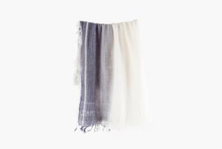 BIG cotton100% basic shawl 1