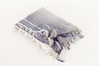 BIG cotton100% basic shawl 3