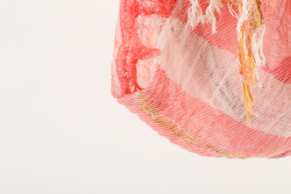 BIG cotton100% basic shawl 6