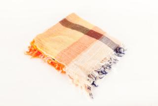 BIG cotton100% basic shawl 7