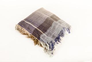 BIG cotton100% basic shawl 9