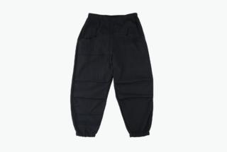 basic nica pants HOSO black