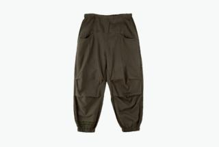 basic nica pants HOSO khaki