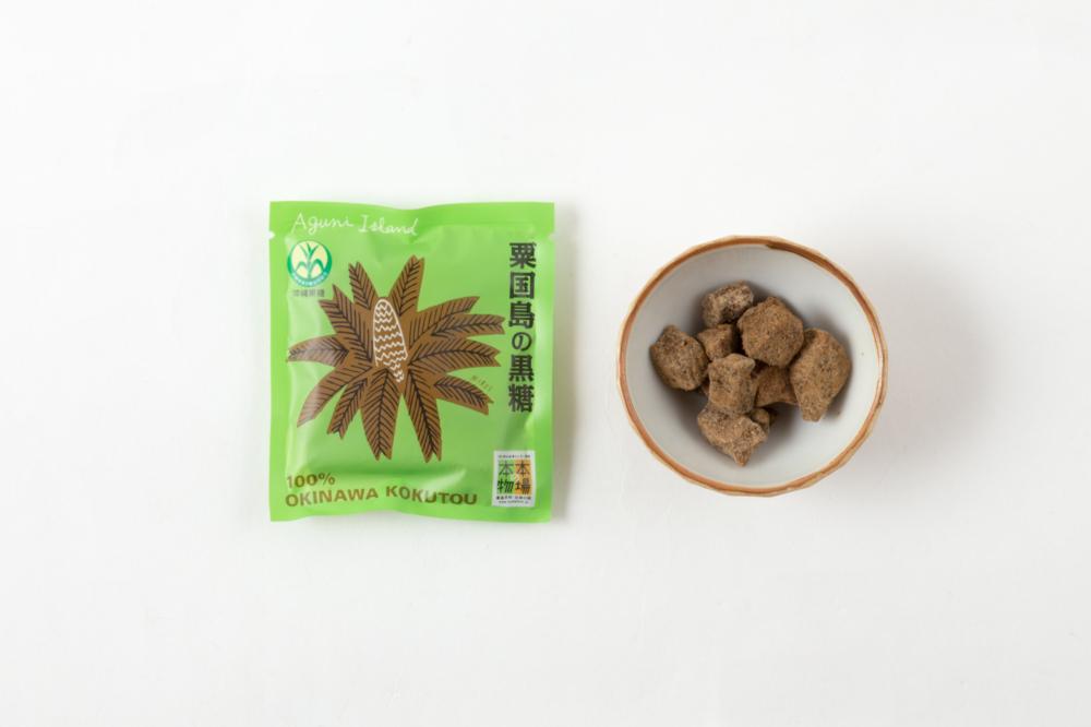 粟国島産黒糖20g