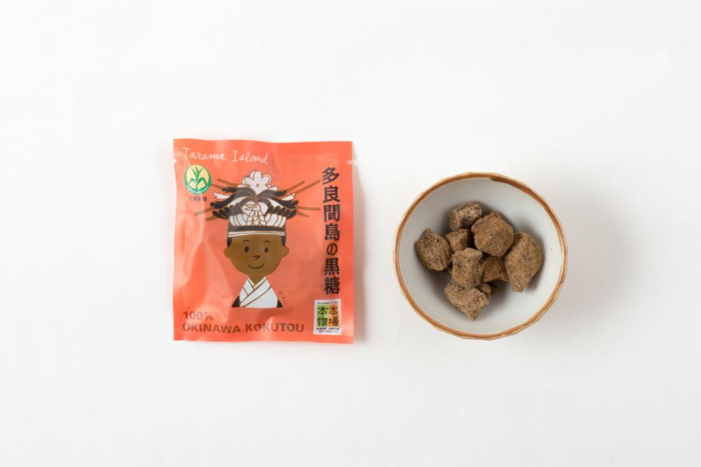 多良間島産黒糖20g