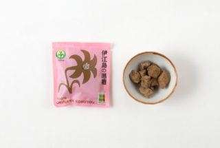 伊江島産黒糖20g