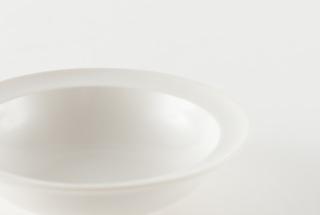 浅リムスープ皿 小