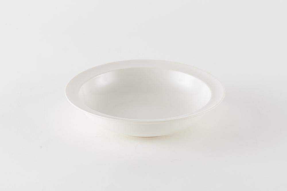 浅リムスープ皿 大