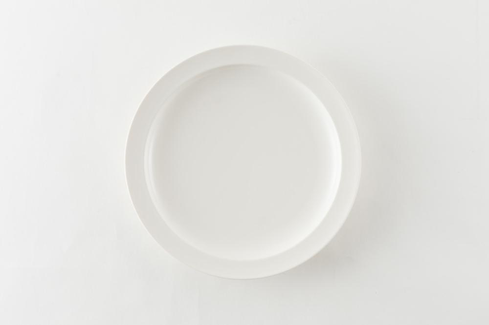 浅リム皿 大