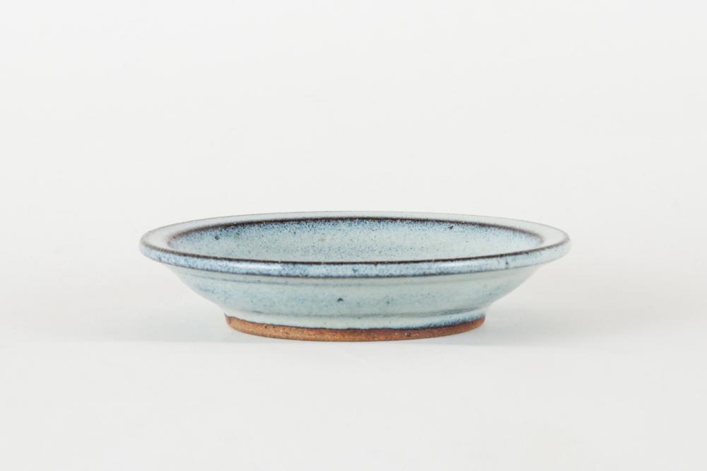 五寸皿 二本線