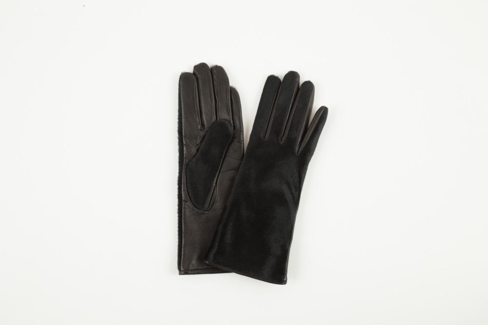 婦人カーフ手袋