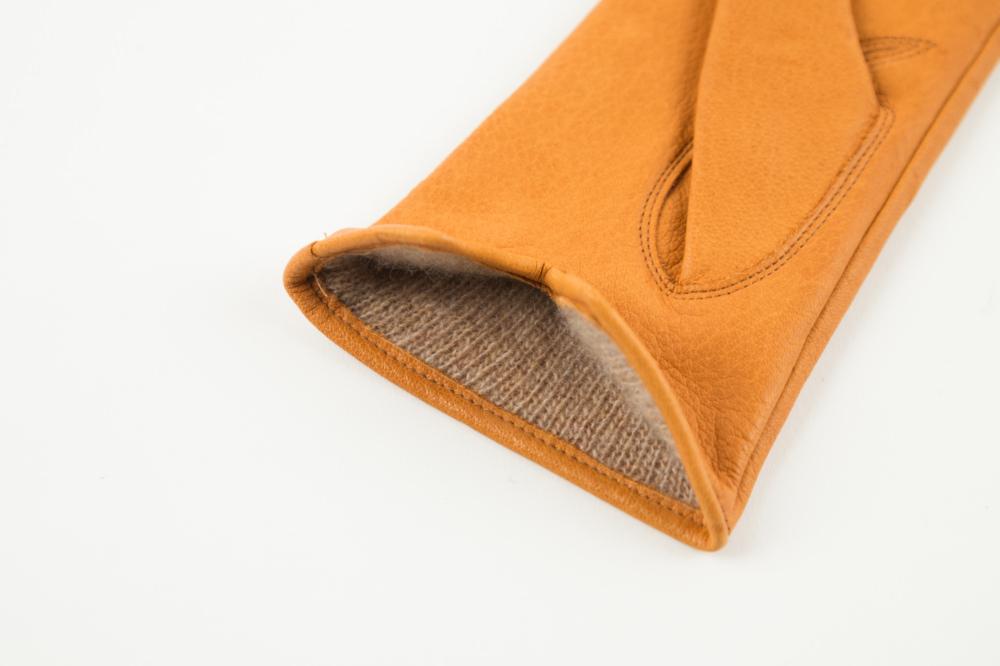 婦人鹿革手袋